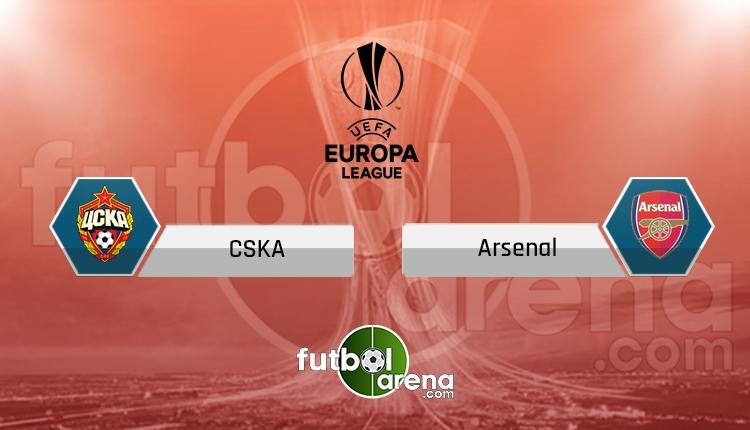 CSKA Moskova - Arsenal maçı TRT Spor'dan şifresiz izle