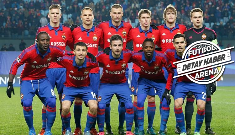 CSKA ve Rusya'nın değişmez dörtlüsü