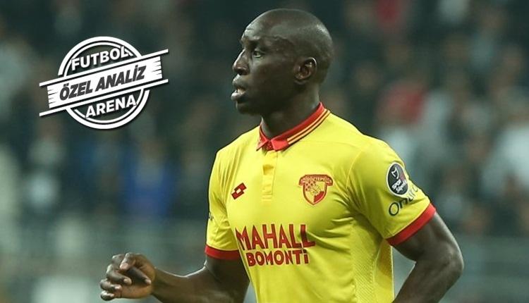 Demba Ba, Beşiktaş - Göztepe maçında nasıl oynadı?