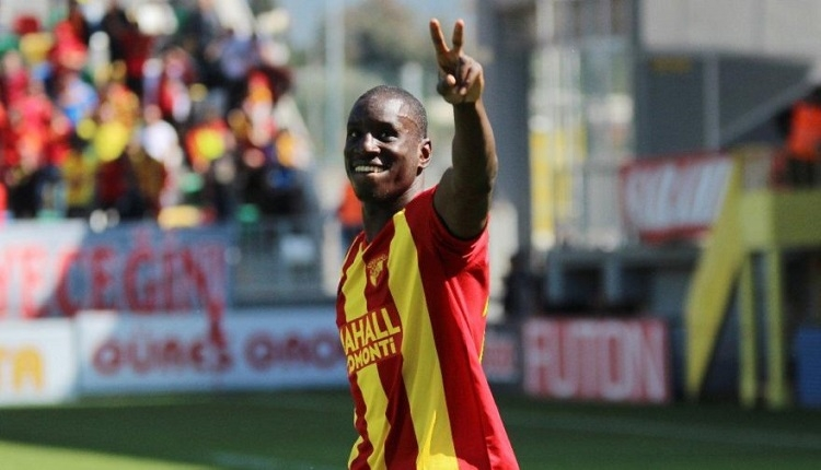 Demba Ba Beşiktaş maçından sonra ilk kez kadroda