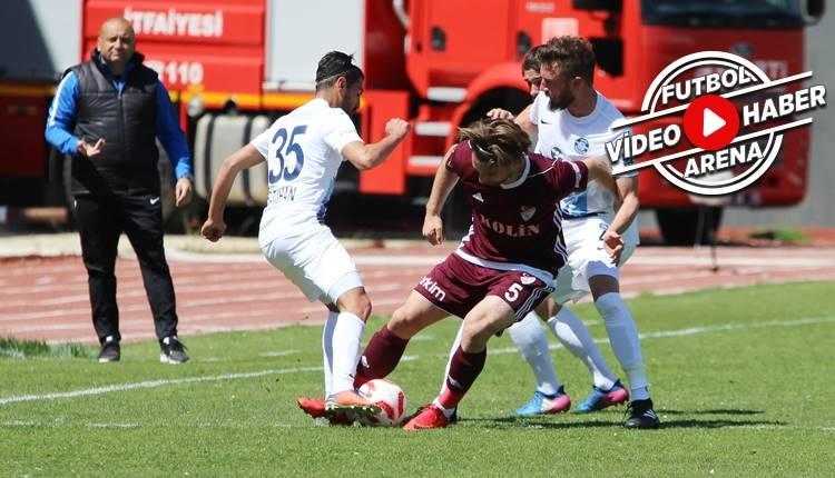 Elazığspor 2-1 Adana Demirspor maçı özeti ve golleri (İZLE)