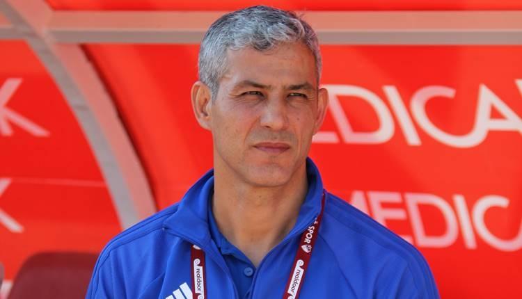 Elazığspor'un yeni teknik direktörü Muammer Sürmeli