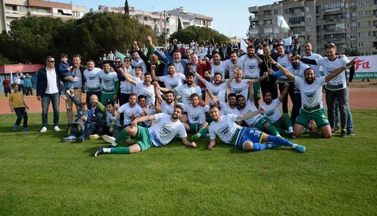 En erken şampiyon Manisa Büyükşehir Belediyespor!
