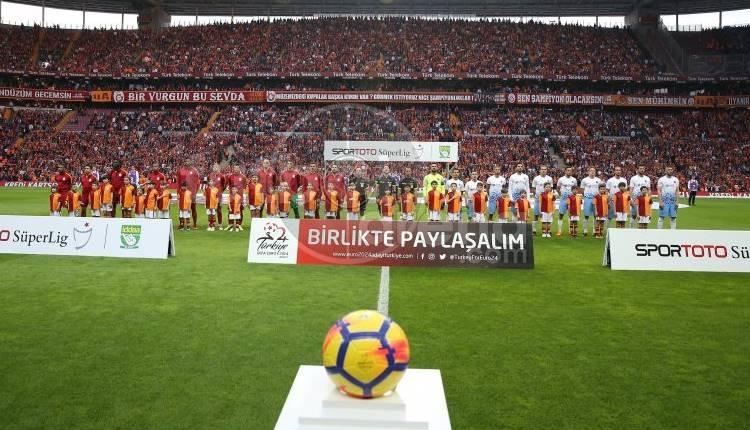 En yüksek seyirci ortalaması Galatasaray'da!