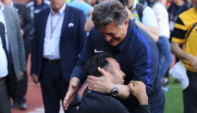 Yılmaz Vural: 'Eskişehirspor'un çilesi sona erdi'