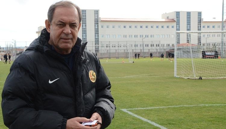 Eskişehirspor'da Yücel İldiz'in istifası kabul edildi