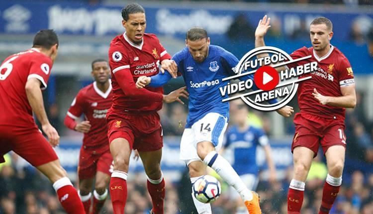 Everton 0-0 Liverpool maçı özeti (İZLE) Cenk nasıl oynadı?