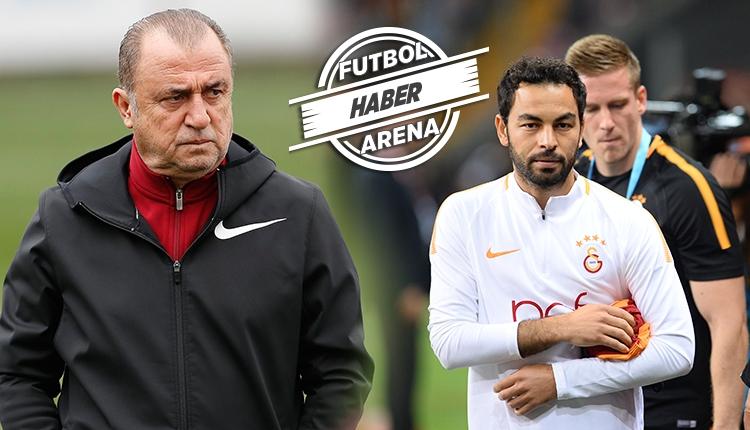 Fatih Terim'den Akhisarspor maçında Selçuk İnan'a fırça