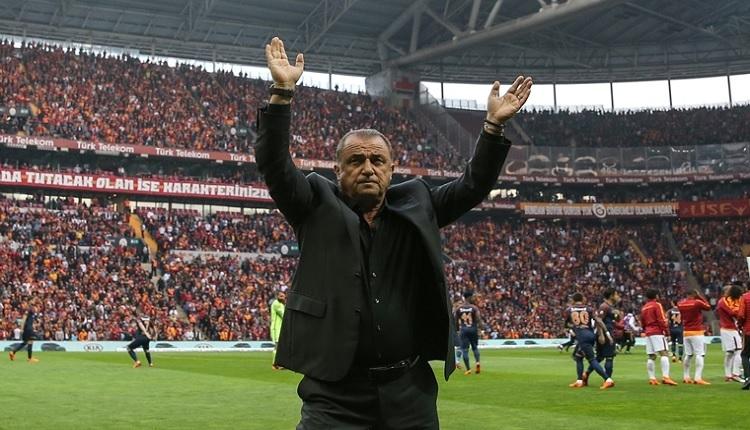 'Galatasaray bileğinin gücüyle şampiyon olmuştur'