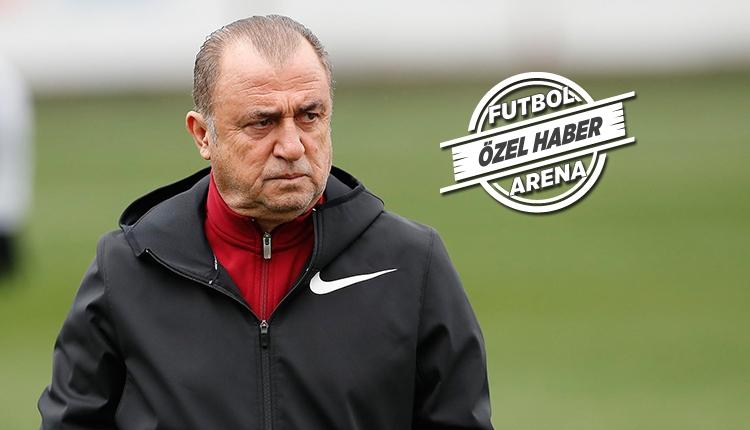 Fatih Terim'in Beşiktaş maçındaki planı