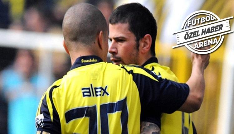 FB Haberleri - Kezman'ın Fenerbahçe'ye transferinde yıllar sonra ortaya çıkan Alex detayı (16 Nisan 2018 FB Transfer)