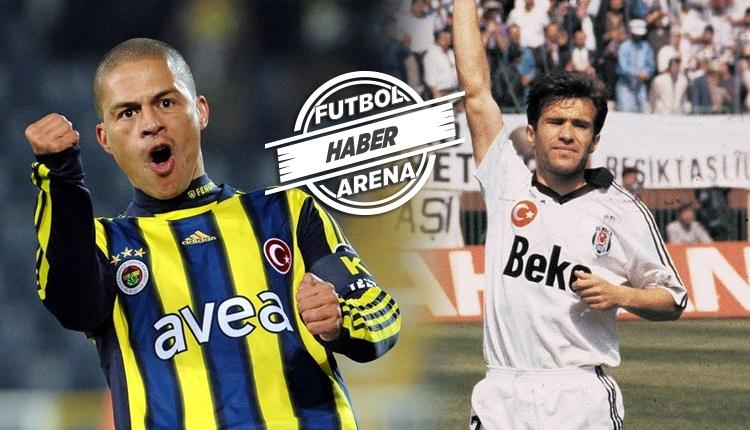 Fenerbahçe - Beşiktaş derbilerinin en golcüleri
