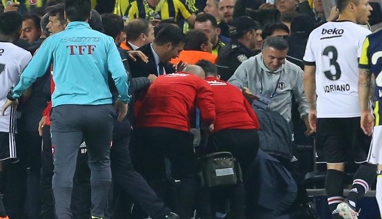 Fenerbahçe - Beşiktaş maçı TFF kararı belli oldu mu? (Fenerbahçe - Beşiktaş derbi olayları)