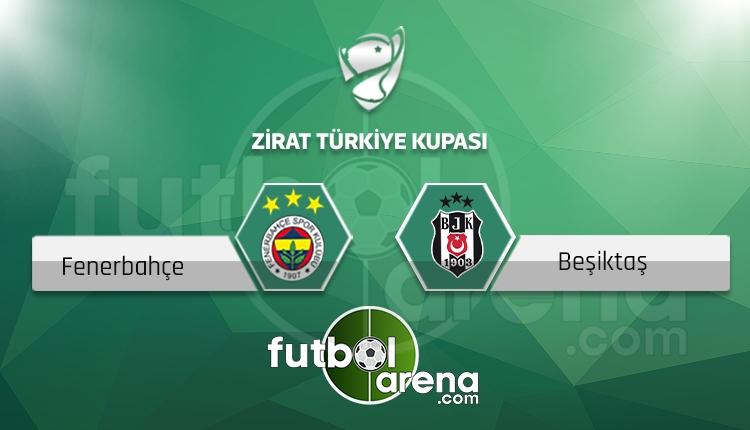 Fenerbahçe Beşiktaş maçı ATV canlı şifresiz izle