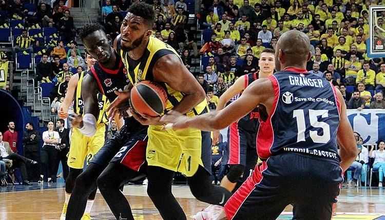 Fenerbahçe Doğuş'un rakibi Baskonia oldu