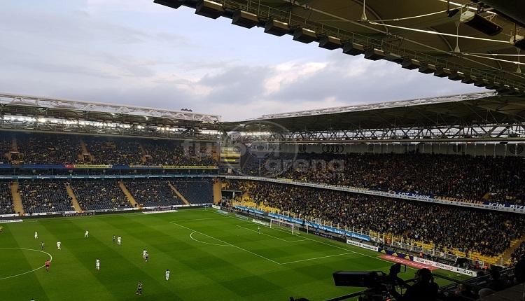 Fenerbahçe taraftarlarından Süleyman Seba ve Beşiktaş'a küfür