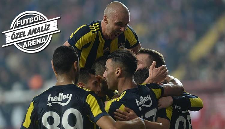 Fenerbahçe yabancı futbolcularına bağımlı!