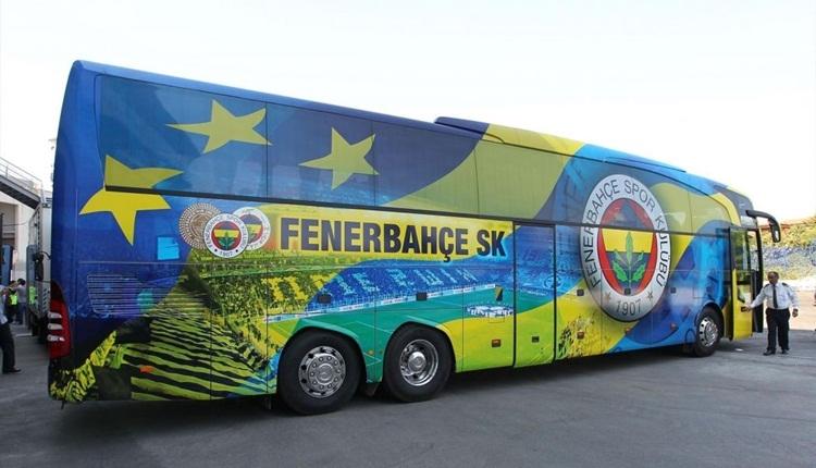 Fenerbahçe yeni takım otobüsüne kavuşuyor