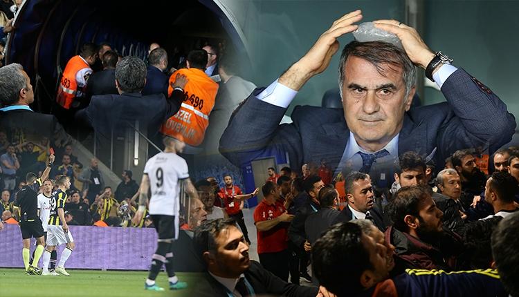 Fenerbahçe-Beşiktaş derbisi iptal oldu! Büyük olaylar...