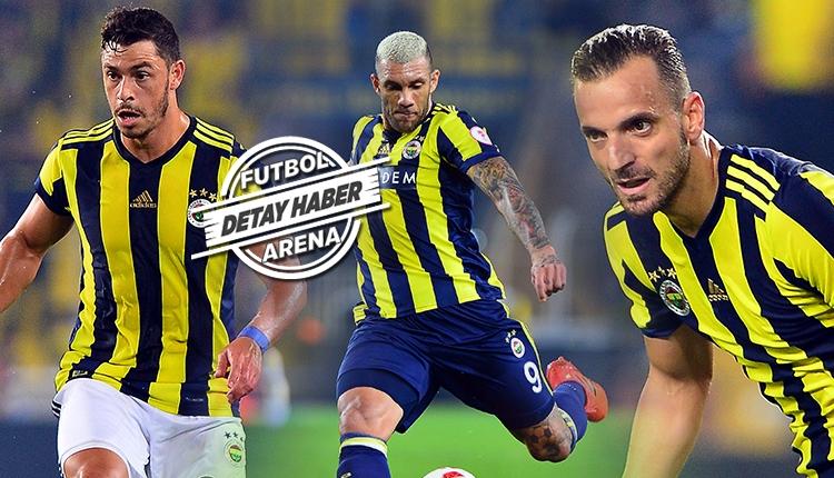 Fenerbahçe'de goller yabancılardan geliyor!