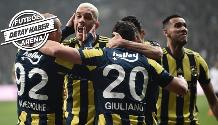 Fenerbahçe'de goller yabancılardan