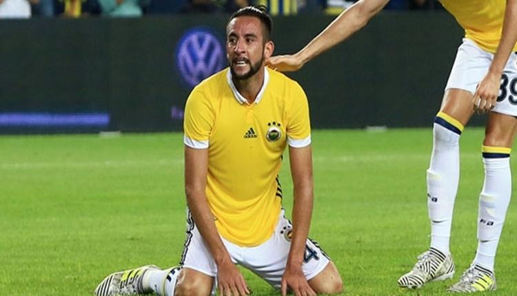Fenerbahçe'de Mauricio Isla kadro dışı kaldı iddiası