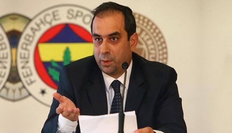 Fenerbahçe'de Şekip Mosturoğlu'ndan Beşiktaş sözleri