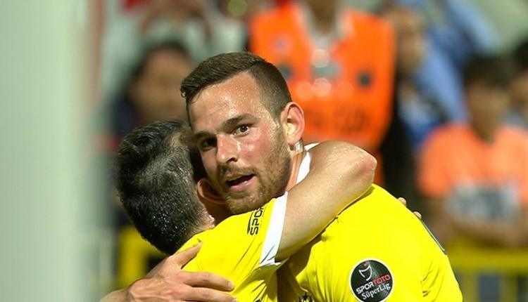 Fenerbahçe'de Vincent Janssen sevinci! Geri döndü.. (Janssen'in Antalyaspor'a attığı golü İZLE)