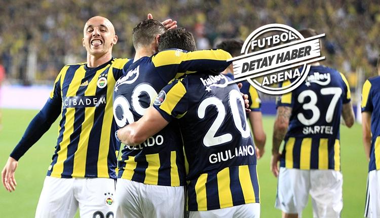 Fenerbahçe'den 2010-2011 sezonundan sonra en iyi performans!