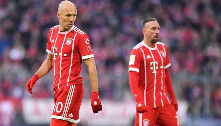 Fenerbahçe'den Arjen Robben ve Ribery transferi harekatı