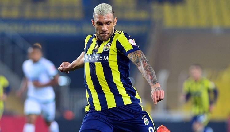 Fenerbahçeli Fernandao'dan Beşiktaş açıklaması