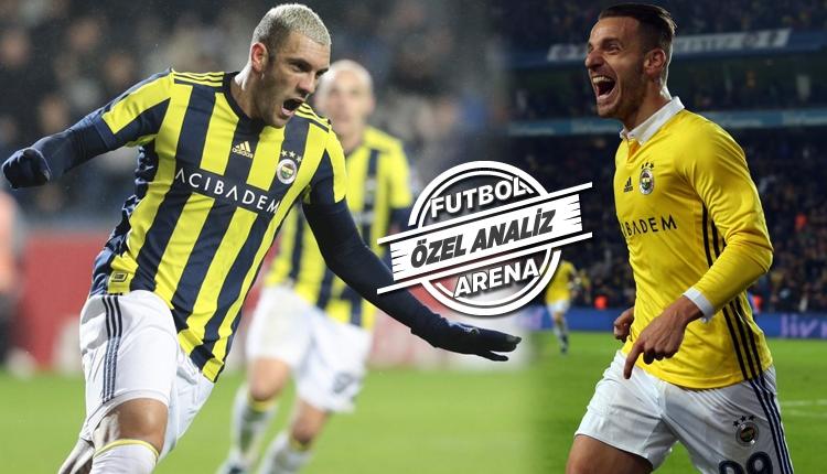 Fenerbahçe'de son 10 yılın en kötü santrfor performansı