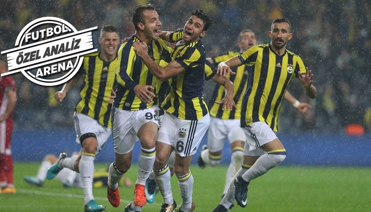 Fenerbahçe'nin hücum planı dripling!