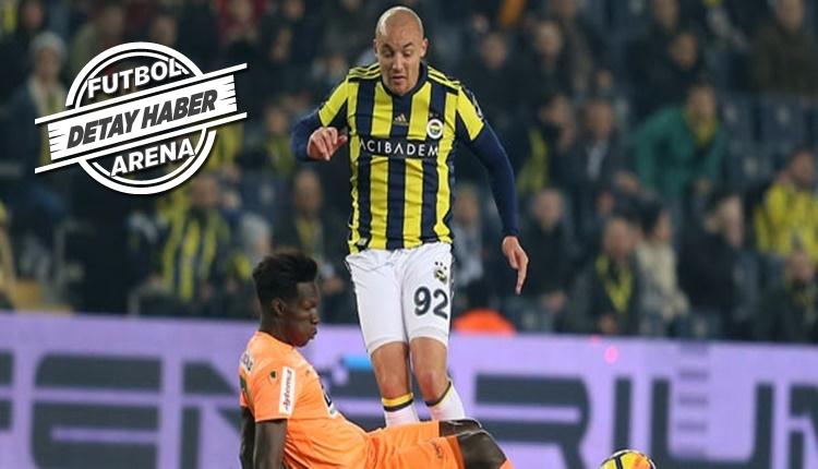 Fenerbahçe'nin Kayserispor golcüsü Aatif Chahechouhe