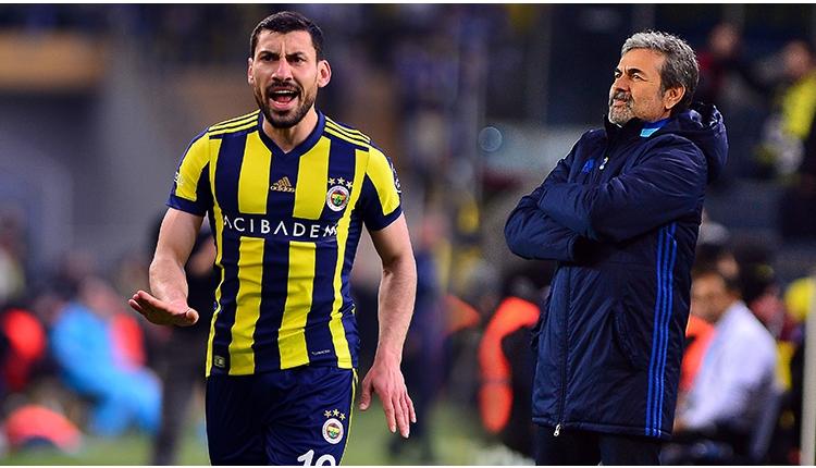 Fenerbahçe'nin Osmanlıspor maçında penaltı itirazı