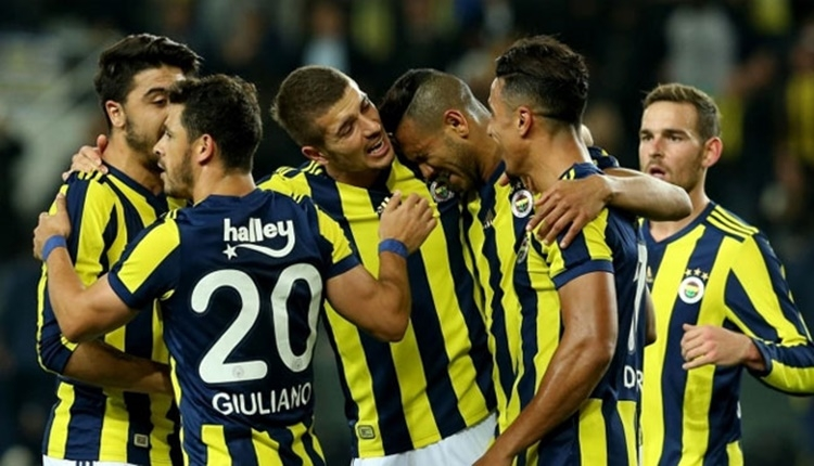Fenerbahçe'nin yabancıları gol yükünü sırtlıyor