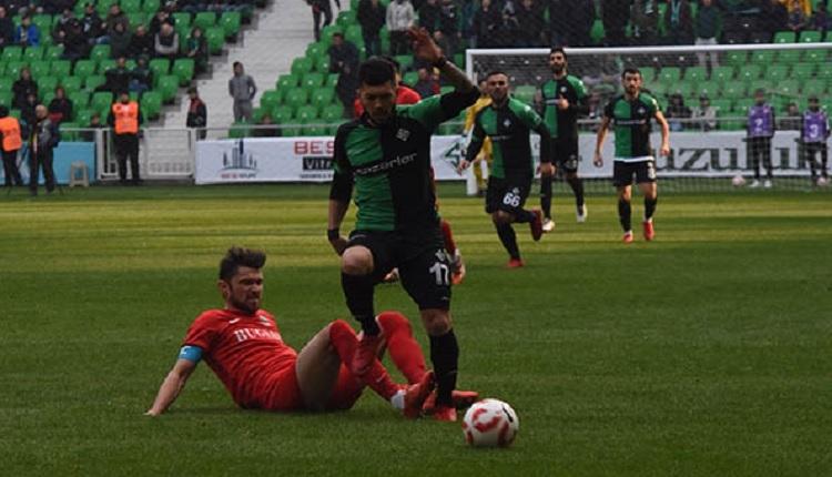 Fethiyespor - Sakaryaspor maçı canlı ve şifresiz İZLE
