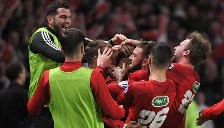 Fransa Kupası'nda Les Herbiers sürprizi! Finale çıktılar...
