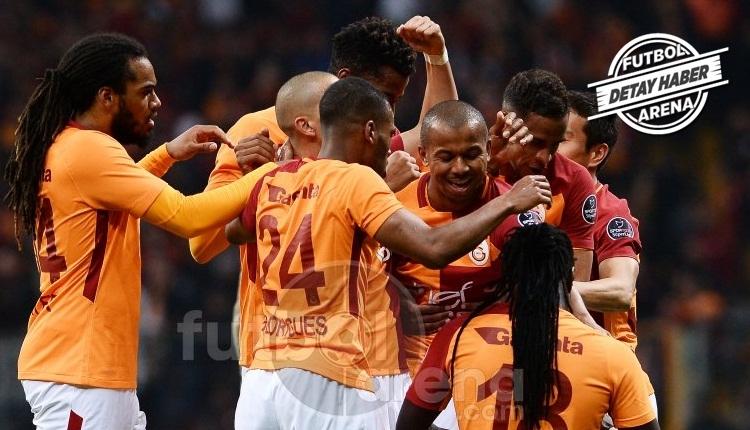 Galatasaray, Başakşehir kabusundan uyandı