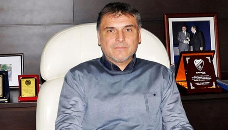Galatasaray Başkan adayı Ali Fatinoğlu projelerini anlattı