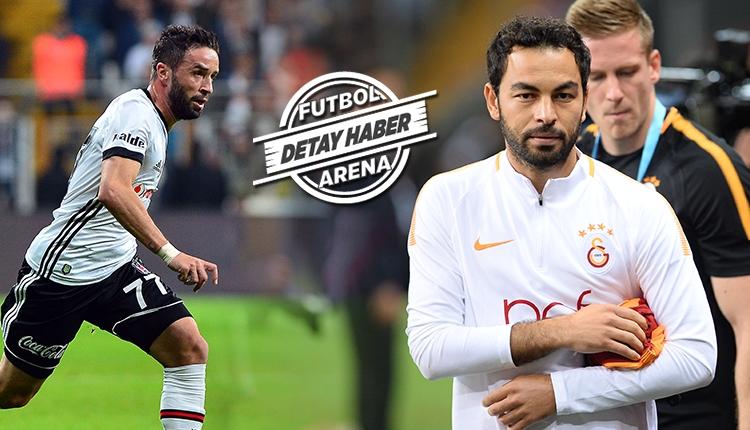 Galatasaray - Beşiktaş derbilerinin en tecrübelisi Selçuk İnan