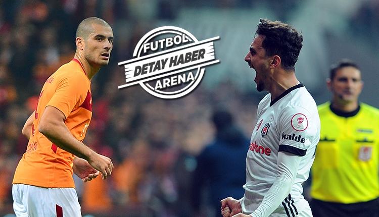Galatasaray - Beşiktaş derbilerinde sürpriz golcüler!