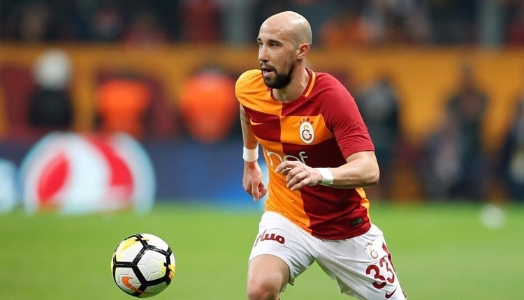 Galatasaray taraftarından Latovlevici'ye tepki
