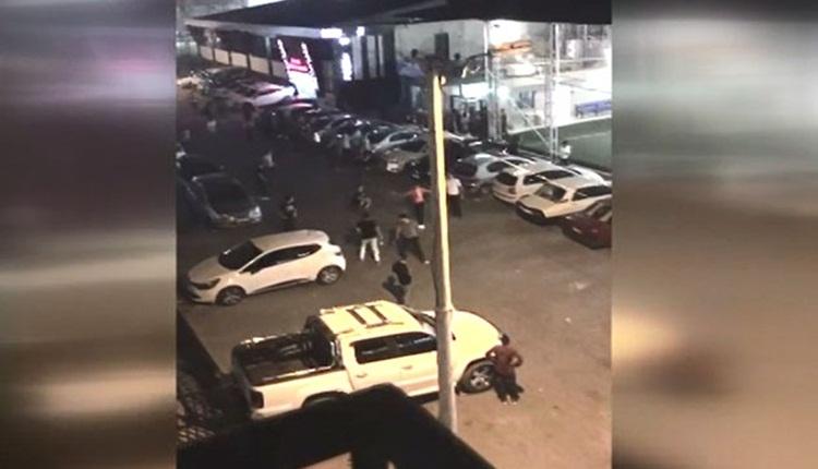 Galatasaray ve Beşiktaş taraftarı arasında bıçaklı kavga! 3 yaralı, 1 gözaltı