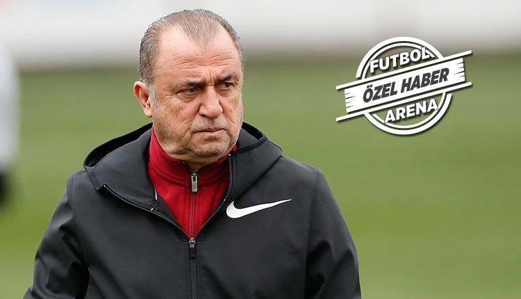 Galatasaray'da Fatih Terim'den 2 yıldıza özel uyarı!