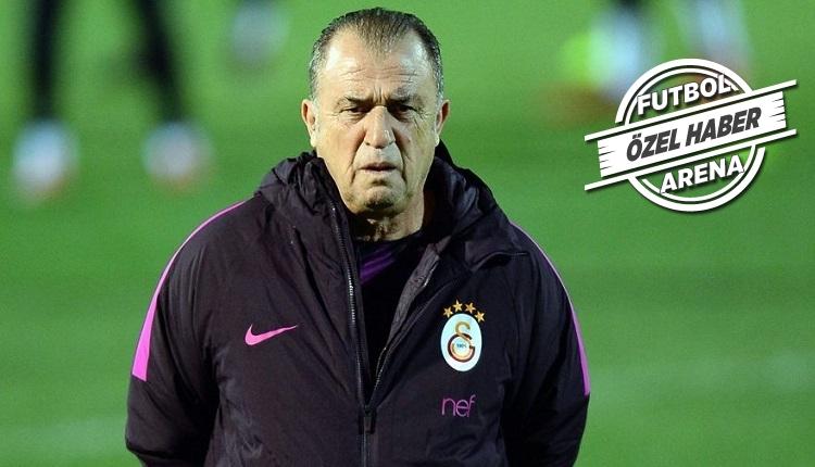 Galatasaray'da Fatih Terim'den görev değişimi!