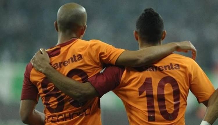 Galatasaray'da Feghouli ve Belhanda gönderilecek mi?