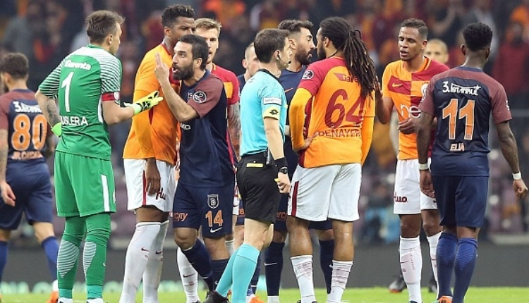Galatasaray'dan maç sonu Arda Turan'lı gönderme ''Yetersiz bakiye''