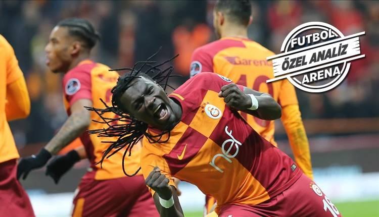 Galatasaray'dan rakiplerine büyük fark! Açık oyunda...
