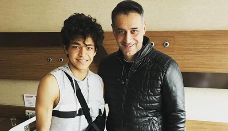 Galatasaray'ın genç golcüsü Mustafa Kapı ameliyat oldu